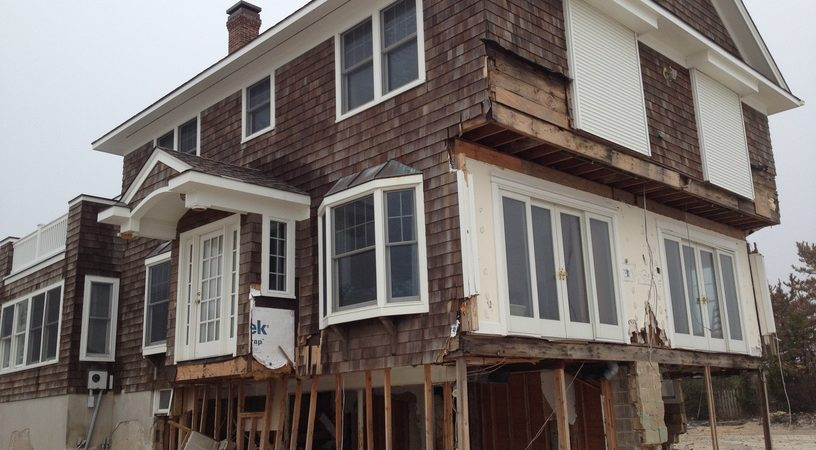 Historic Resources and Communities Damaged By Superstorm Sandy