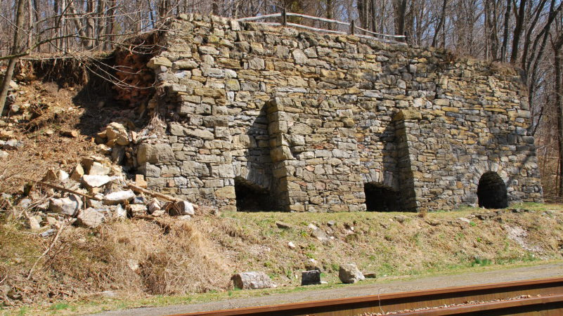 Lime Kilns of New Jersey