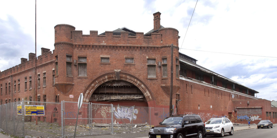 National Guard Armory