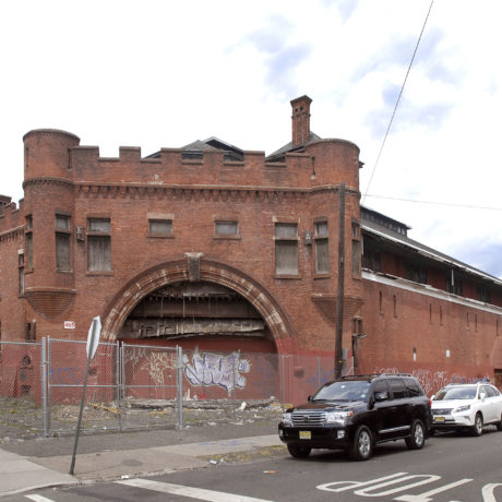 Paterson Armory