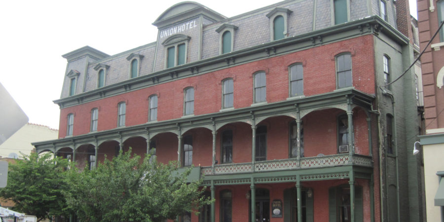 Historic Sites Council Has Its Eyes on Flemington