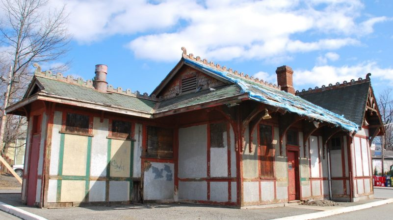 Waldwick Railroad Station